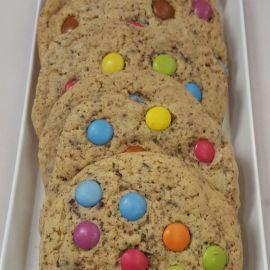 Photo---Smarties-Cookies