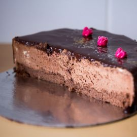 Photo---Chocolate-Mousse-Cake---open