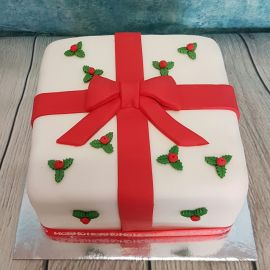 Photo-Traditional-Christmas-Fruit-Cake